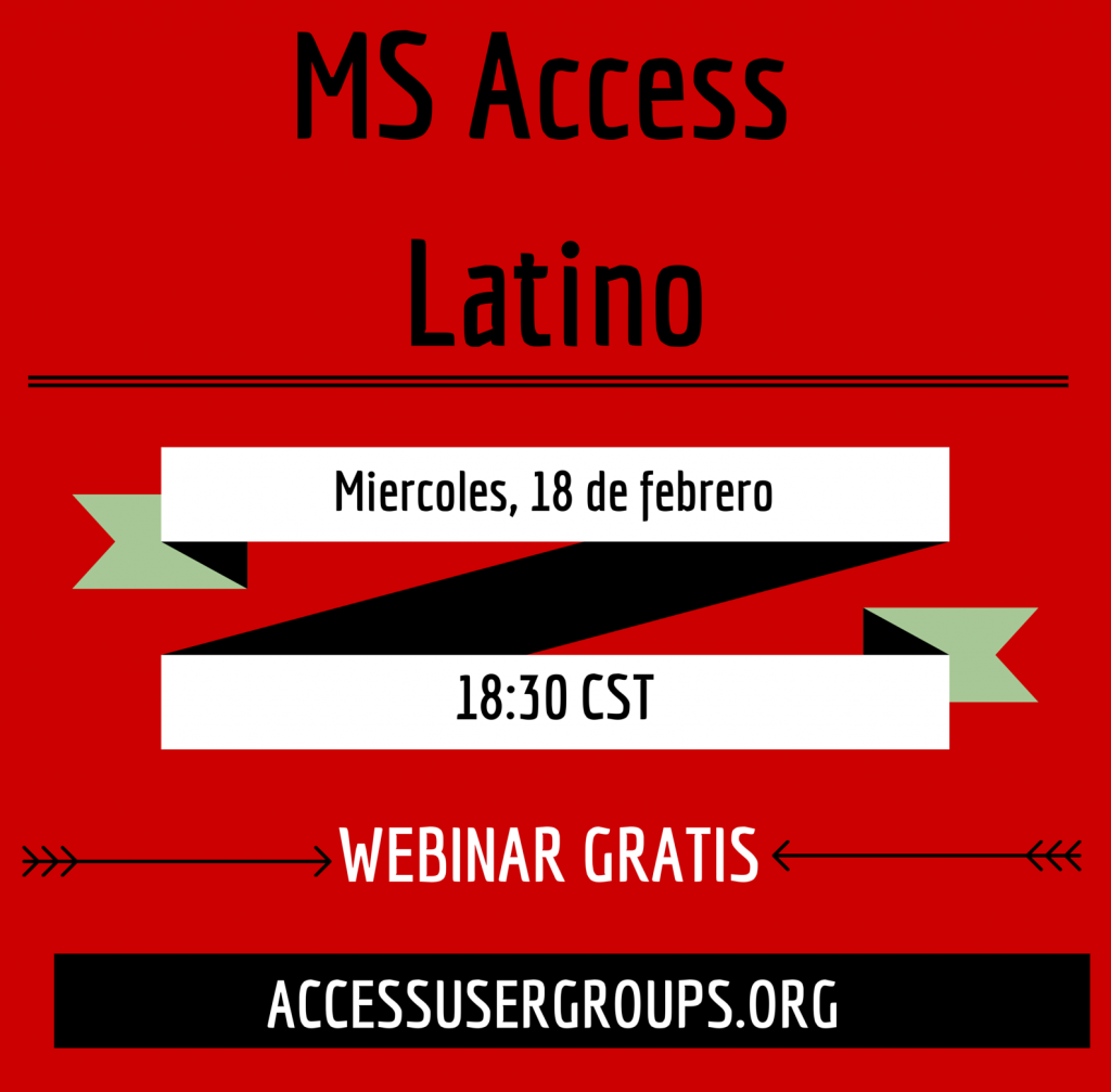 Access Latino AUG feb